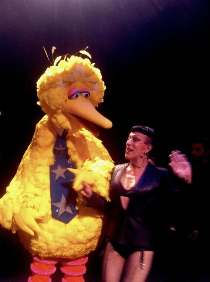 Big Bird & Joey Arias
